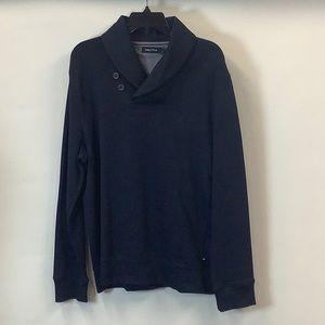 Nautica Men's sweater/shirt, NWT, Large